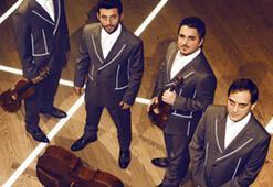 Borusan Quartetten bir dünya prömiyeri