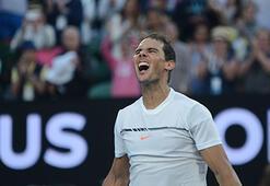 Avustralya Açıkta Williams ve Nadal üst turda