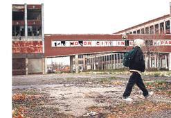Zirveden İflasa Bir Detroit Hikayesi -  Korku başkenti