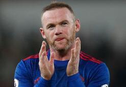 Manchester Unitedda Rooney 250 gole ulaşarak kulüp tarihinin en skorer futbolcusu oldu