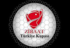 Ziraat Türkiye Kupasında dev eşleşmeler