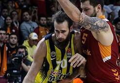 THY Avrupa Liginde Fenerbahçe yarın Galatasaray Odeabankı ağırlayacak