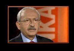 Kılıçdaroğlu Sarıgülün adaylığı için son sözü söyledi