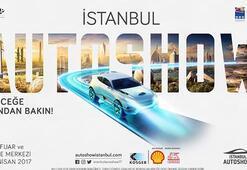 """İstanbul Autoshow 2017 """"Geleceğe Yakından Bakın"""""""