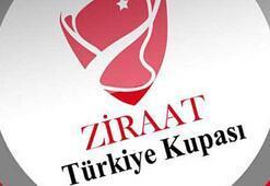 Ziraat Türkiye Kupasında eşleşmeler belli oldu