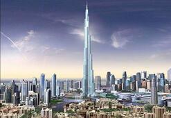 Dubai'de 7 yıldızlı bir tatil…