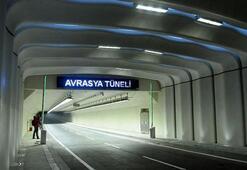 Avrasya Tüneli 7/24 hizmete başlıyor