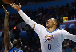 Thunder, Westbrookla kazandı