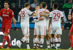 Hannover 96 - Bayern Münih: 0-1