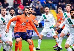 Medipol Başakşehir-Bursaspor: 1-0