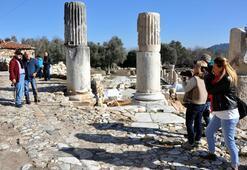 Fotoğrafçıların yeni rotası Stratonikeia Antik Kenti