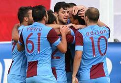 Trabzonsporda 2000. gol heyecanı