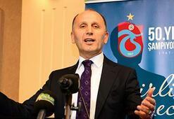 Muharrem Usta: Trabzonsporun geleceğini kurmak istiyoruz