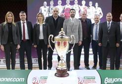 Basketbol Kadınlar Türkiye Kupasında eşleşmeler belli oldu