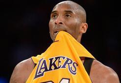 Kobe Bryanta hırsızlık şoku