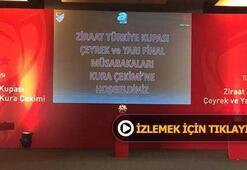 Fenerbahçe Türkiye Kupasında çeyrek finalde Kayserispor ile eşleşti