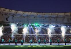 Bursanın Trabzon maçı yeni stadyumda