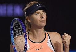 Madridden Sharapovaya davet