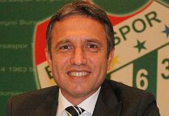 Bursaspor teknik direktörü Topçu: Fenerbahçeden korkmuyoruz