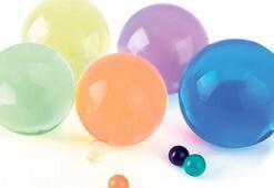 Su maymununa yasak, uçan balona helyum