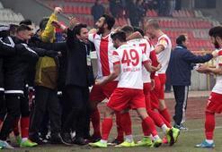 Boluspor -Yeni Malatyaspor: 3-1