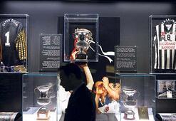 Beşiktaş'ın geçmişi ve geleceği  bu müzede