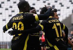 Evkur Yeni Malatyaspor: 3 - Denizlispor:  1