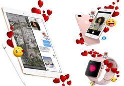 Sevgililer Gününü Apple ile daha özel hale getirin