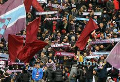 Trabzonsporda 11 bin 500 taraftar Tahkimin kararını bekliyor