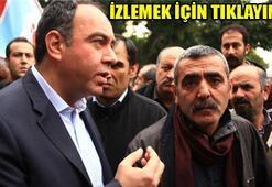 CHP'li vekille polis arasında ilginç diyalog