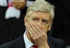 Arsenalin Bayern Münih yenilgisinin faturası Arsene Wengere kesildi