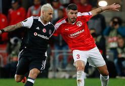 Beşiktaştan müthiş galibiyet (Hapoel Beer Sheva - Beşiktaş maç özeti)