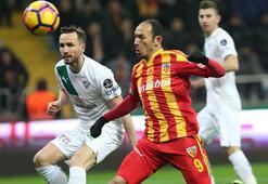 Kayserispor - Bursaspor: 2-0