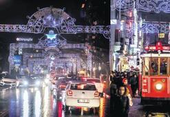 İstanbul yeni yıla hazır