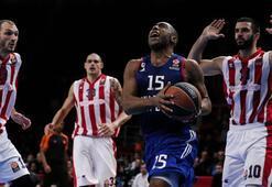 THY Avrupa Ligi TOP16 ilk haftasında Türk takımları 2 galibiyet bir yenilgi aldı