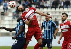Adana Demirspor: 1 - Samsunspor: 1