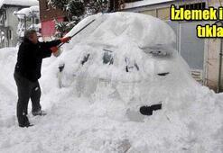 Bu il ve ilçelerde okullara kar tatili...