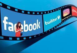 Sosyal medya film gibi