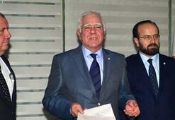 İşte Bursasporun ilk başkan adayı