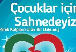 Karşıyaka 'Bin Gülüş' için tek yürek