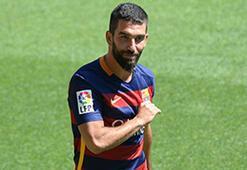 Arda Turan, Barcelona formasıyla ilk maçına yarın çıkıyor
