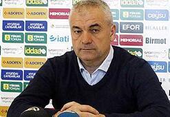 Çalımbay: Antalyasporu Avrupaya götürmek istiyorum