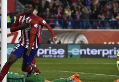 La Ligada Atletico Madrid maç fazlasıyla liderliğe oturdu