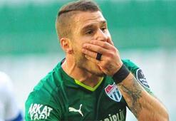 PFDKdan Bursasporlu Deniz Yılmaza 2 maç ceza
