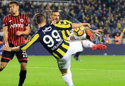Fenerbahçe - Gençlerbirliği: 2-2 (İşte maçın özeti)