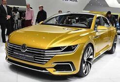 Volkswagenden yepyeni bir model