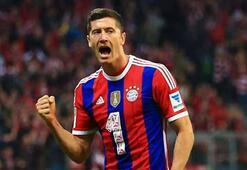 En golcüsü Lewandowski