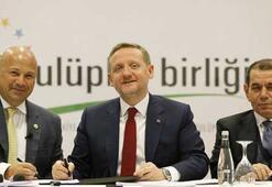 Turkcell, Kulüpler Birliğinin ana sponsoru oldu