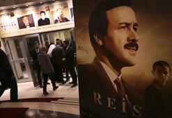 Reis filminin görkemli galası.. Galaya 2 bin 500 kişi katıldı