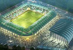 Akhisar Stadyumu ihaleye çıkıyor